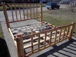 cedar log bedroom furniture dd