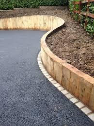 Small Picture Best 20 Sleeper retaining wall ideas on Pinterest Sleeper wall