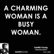 Loretta Young Quotes. QuotesGram via Relatably.com