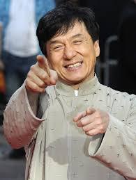 Da hat er noch was zu lachen: <b>Jackie Chan</b> auf einem Archivbild aus dem Juli <b>...</b> - jackie-chan