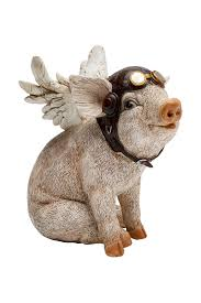 <b>Статуэтка Aviator pig</b> Kare | geograf63.ru
