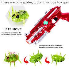 Newest Bug Spider toy <b>Infrared</b> Sensor <b>tag</b> spider Moving Robot ...