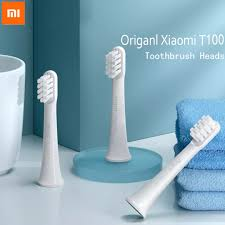 <b>Xiaomi Original T100 Toothbrush</b> Replacement Teeth Brush Heads ...