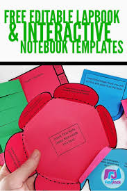 17 best images about flapjack educational resources teachers could you use some lapbook interactive notebook templates that you can customize