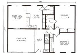 Deer View Homes Highland Series Floor Plans