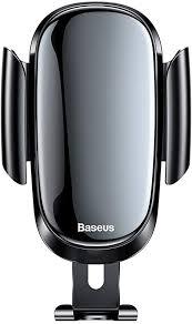 <b>Baseus Future Gravity</b> Air Vent Car Holder - Black: Amazon.co.uk ...