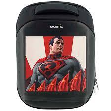 Купить Рюкзак <b>Red Line</b> с экраном SMARTIX <b>LED</b> 4 (УТ000021191 ...