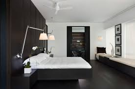 interior seductive dark hardwood floors ideas with ceiling fan and standing lamp also picture frame and bedroom ideas dark