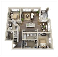 1 awesome 3d floor plans