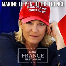 Image result for make france great again