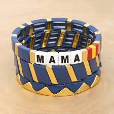 10 Pcs/Set Women&#39;s <b>Fashion Geometry</b> Braided Rope Bracelet ...