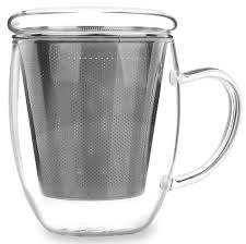 IBILI <b>Кружка со съемным фильтром</b> для заваривания чая 300 мл ...