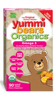 Yummi Bears - Children's Gummy Vitamins - Hero Nutritionals