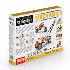 Конструктор <b>ENGINO DISCOVERING</b> STEM. Механика: колеса ...