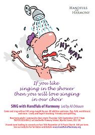 <b>Autumn</b> term 2019 | Handfuls of <b>Harmony</b> Choir, Bristol