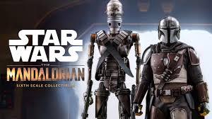 Star Wars 'The Mandalorian' Sixth Scale <b>Figures</b> by <b>Hot Toys</b> ...