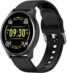 Amazon.com: <b>LIGE Smart Watch</b> Men <b>Women</b>, Heart Rate Sleep ...