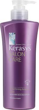 <b>Кондиционер</b> для волос <b>Kerasys</b> Salon Care Гладкость и блеск ...