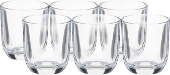 "<b>Набор стаканов Crystalite Bohemia</b> ""Orbit"", 280 мл, 6 шт. 21280 ..."