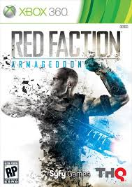 Red Faction: Armageddon RGH Español Xbox 360 + DLCs [Mega+]