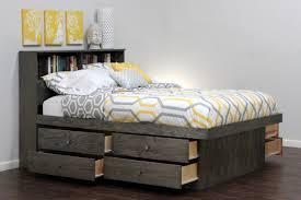 Queen Headboard Dimensions Queen Bed Queen Platform Bed With Storage And Headboard Kmyehaicom