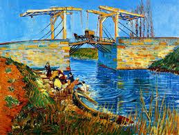 Resultado de imagen de cuadros de Van Gogh en la provenza