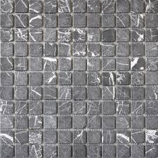 <b>Каменная мозаика Colori Viva</b> Nero-Brown Mos.Nat. Nero Oriental ...