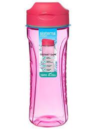 <b>Бутылка для воды</b> Тритан 600мл <b>Sistema</b> 4505087 в интернет ...