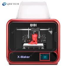 €324 with coupon for <b>QIDI TECH High end</b> X Maker 3D Printer Built ...