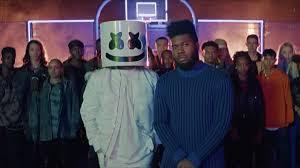 Marshmello - <b>Silence</b> Ft. Khalid (Official Music Video) - YouTube