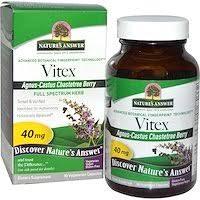 Nature's Answer, <b>Black Cohosh</b>, <b>Full Spectrum</b> Herb, 50 mg, 90 ...