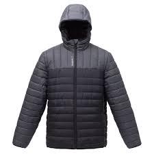 <b>Куртка мужская Outdoor</b>, <b>серая</b> с черным, размер XS купить (арт ...