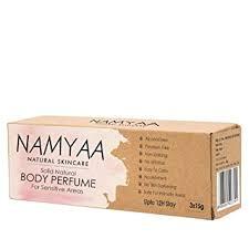 Buy Namyaa <b>Solid Natural</b> Body Perfume for Underarms, Inner ...