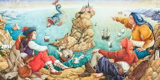 Fairy tales by <b>Parker Fillmore</b>