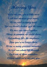Death Missing You Daddy Quotes | Ross's 3rd year in heaven | signs ... via Relatably.com