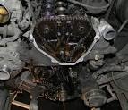 Двигатель от мерседеса в волгу