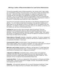 Format Of Medical School Recommendation Letter   Cover Letter     Cover Letter Templates
