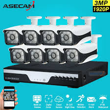 <b>New</b> Super <b>8CH HD</b> AHD 3MP Home Outdoor Security Camera ...