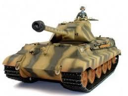 <b>Радиоуправляемый танк Taigen</b> 1/16 KingTiger (TG3888-1HC ...