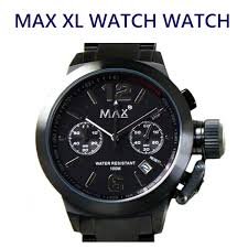 <b>Max XL Watch</b> from Japan – Ippin for USA