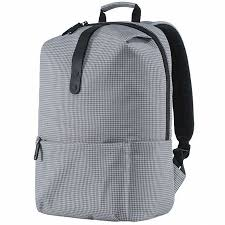 Рюкзак Xiaomi <b>Mi Casual Backpack</b> (<b>серый</b>)