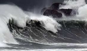 Resultado de imagen de temporal mar