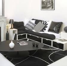 awesome black white living room ideas on living room with 20 inspire white and black designs bedroom awesome black white