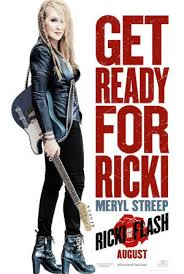 Ricki and the Flash: Entre la fama y la familia (2015)