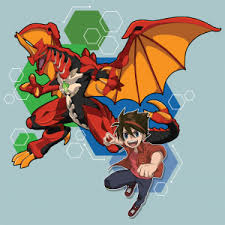 NELVANA AND <b>SPIN MASTER</b> EXPAND <b>BAKUGAN</b> FRANCHISE ...