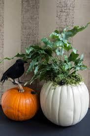 DIY <b>Faux</b> Pumpkin Planter for <b>Halloween</b> or Thanksgiving