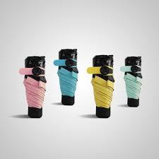 2019 <b>YADA New</b> Solid Color Ultralight Mini Folding Korean ...