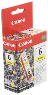 <b>Картридж Canon BCI</b>-<b>6Y</b> (4708A002) — отзывы о товаре на ...