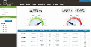 best remote management revention enterprise solution dashboard view