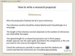 proposal essay ideas